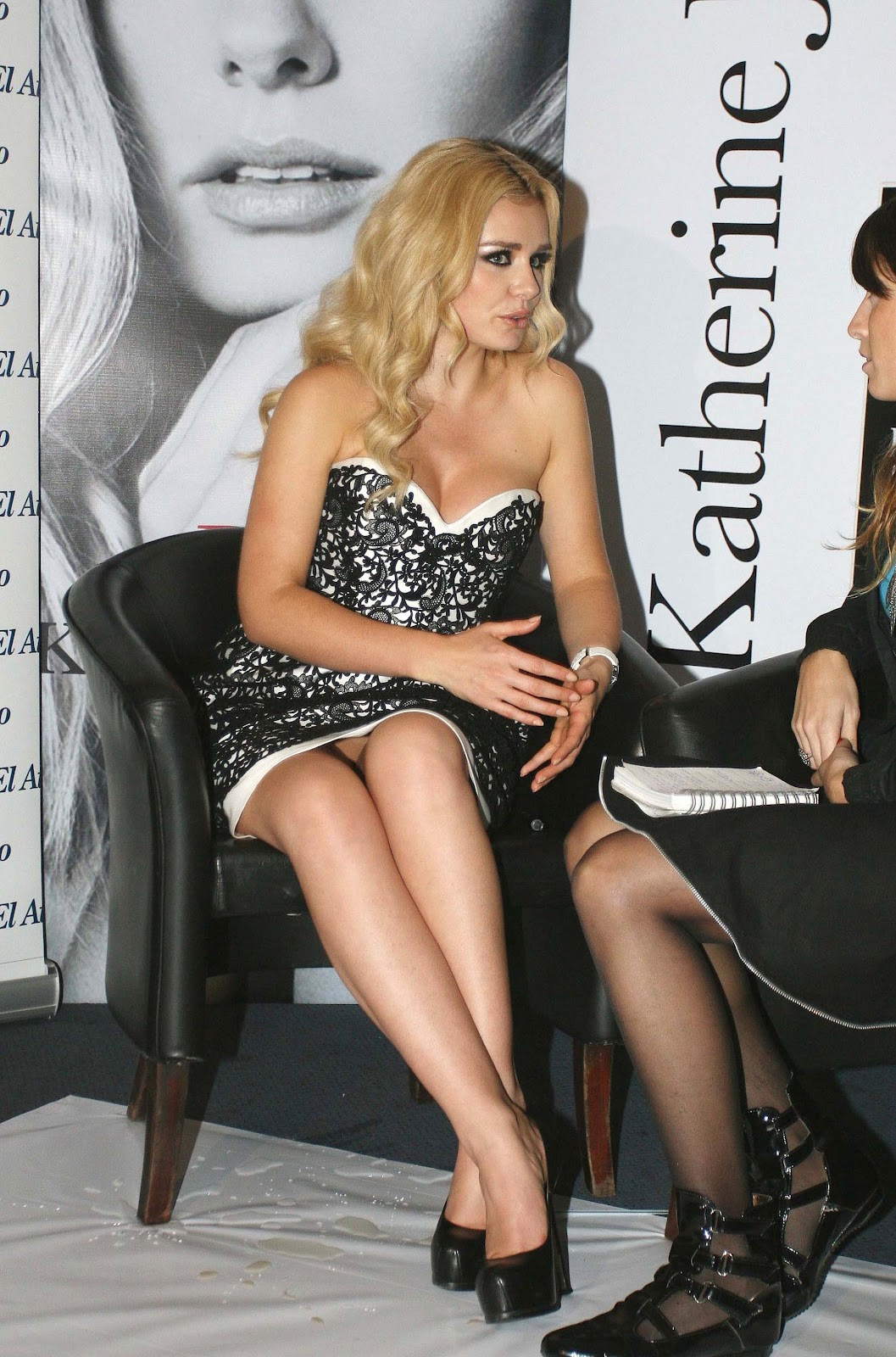 katherine jenkins naked sexy