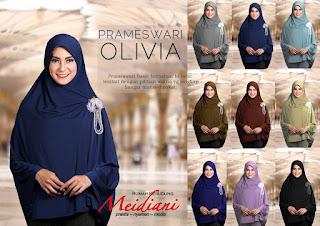 Jilbab Besar Prameswari Olivia