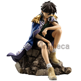 Figura Heero Yuy New Mobile Report Gundam Wing