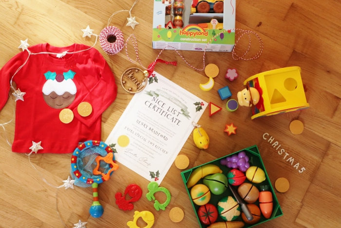 Christmas Gifts for a toddler