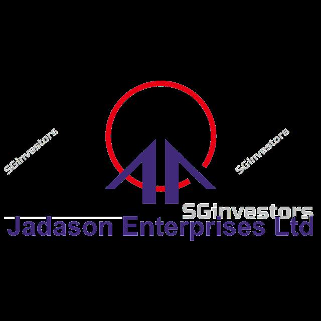 JADASON ENTERPRISES LTD (J03.SI) @ SG investors.io