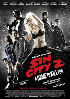 Sin City- A Dame to Kill For (2014) 720p