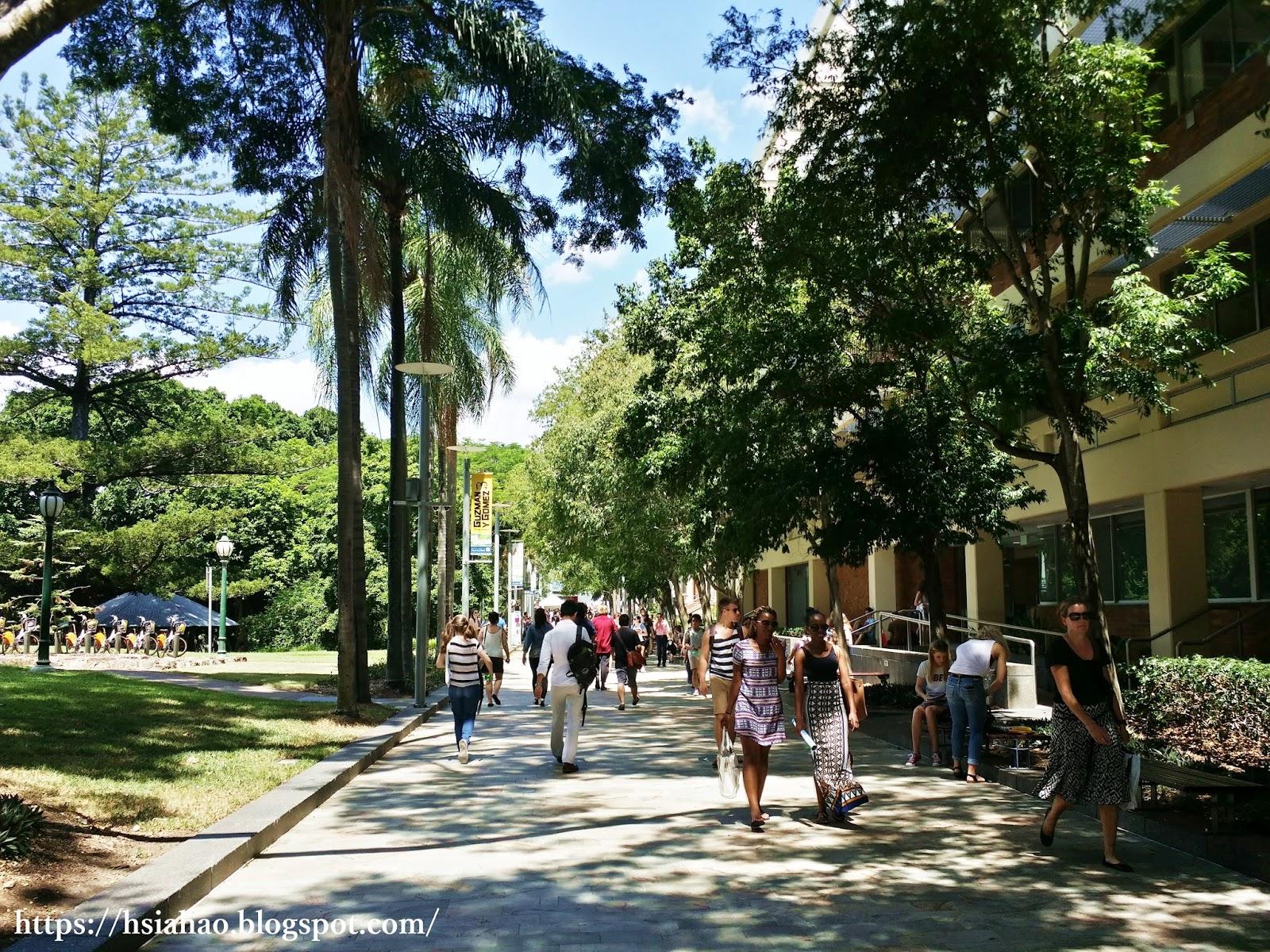 澳洲-昆士蘭科技大學-QUT-留學-申請-學校-Australia-University-Application