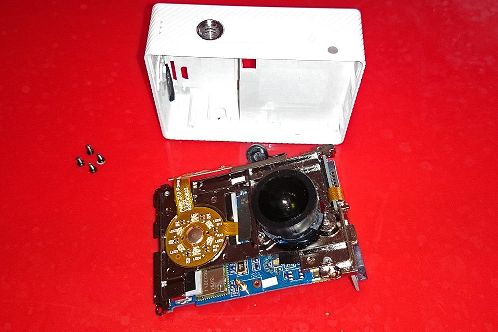 Storie foto fix per risolvere il problema audio della for Microfono esterno xiaomi yi