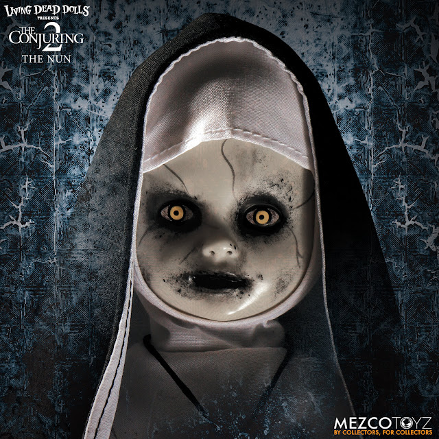 Mezco Living Dead Dolls The Conjuring 2 The Nun Doll