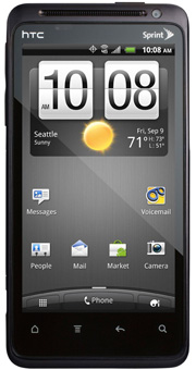 HTC EVO Design 4G Price in Pakistan