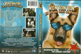 Won Ton Ton (1976) - Carátula dvd