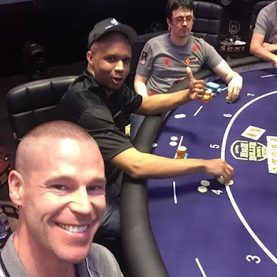 Phil Ivey - Super High Roller Bowl Macau