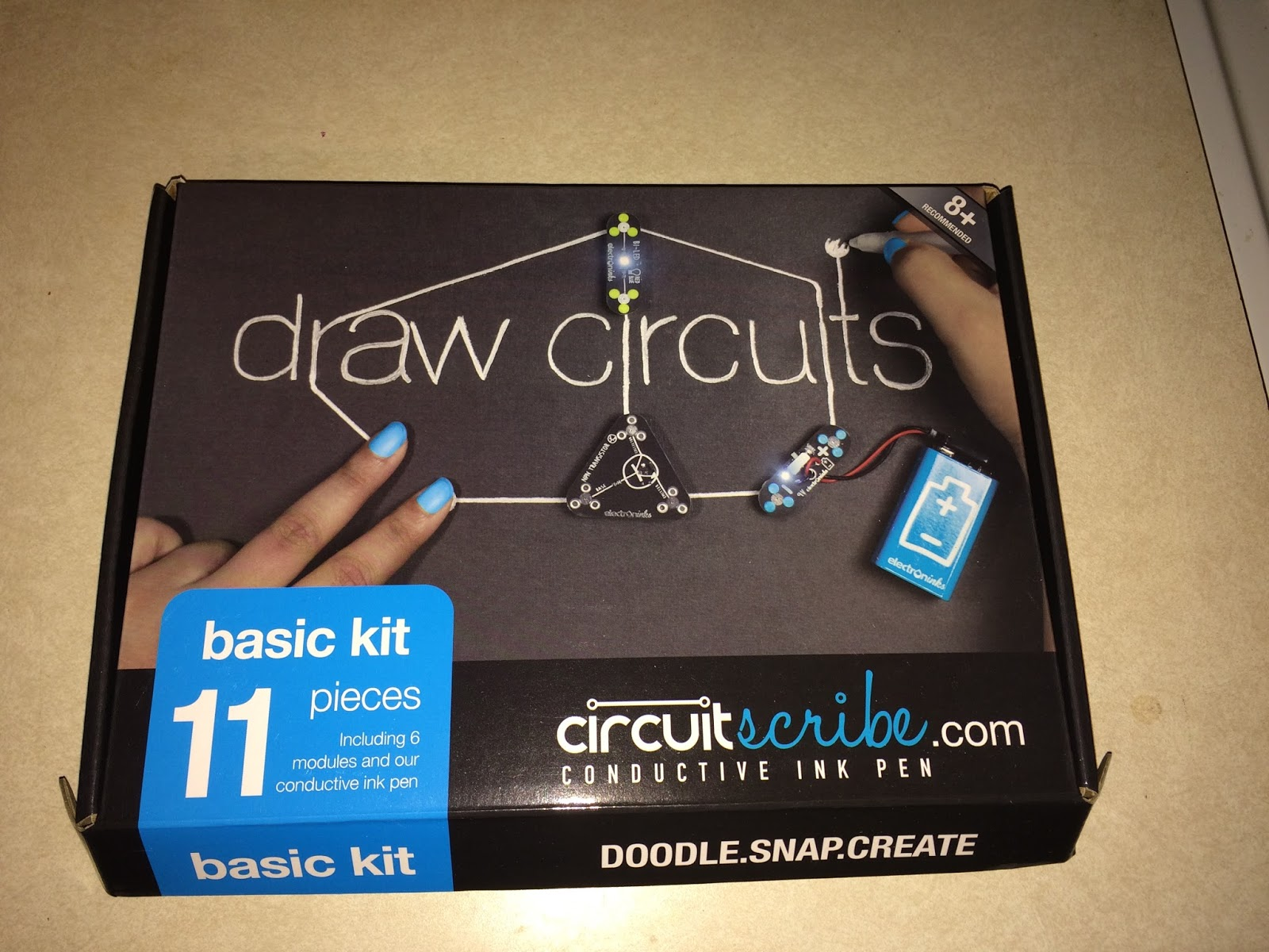 Kids Will Love Circuit Scribe Review Giveaway Mbphgg16 Mommys For Sale Ready To Try These Out