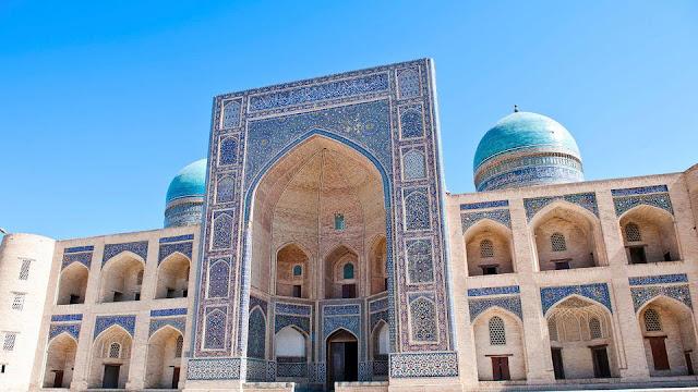 أوزبكستان سياحة