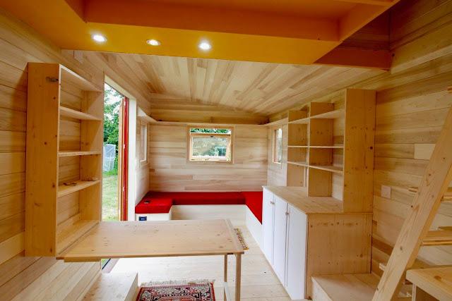 Cahute tiny house