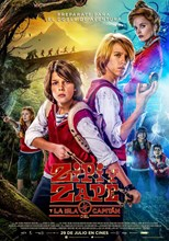 Zip & Zap and The Captains Island (2016) Subtitle Indonesia