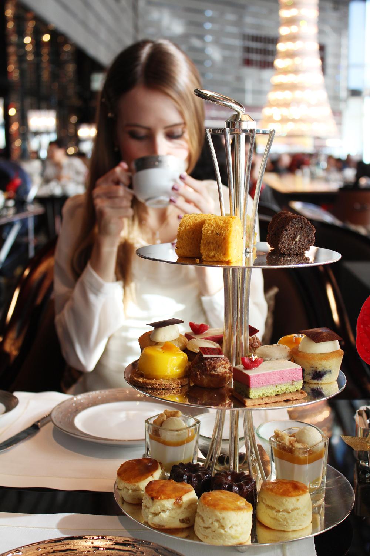Xenia Olivia: The Best High Tea In Hong Kong