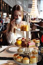 Xenia Olivia High Tea In Hong Kong - Ritz