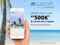 Keuntungan Membeli Tiket Pesawat di Flight JD.ID