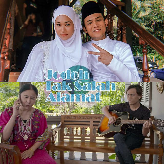 Telemovie Jodoh Tak Salah Alamat Lakonan Akim Ahmad (The Majisret), Raysha Rizrose