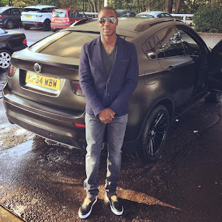 jude ighalo's car
