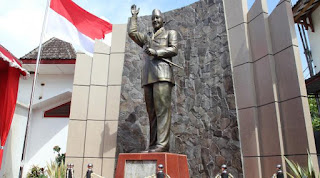 Megawati: Terima Kasih, Patung Bung Karno Banyak Bermunculan