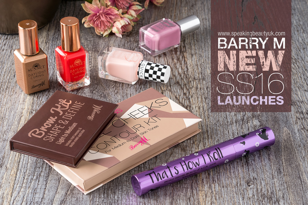 Barry M Spring Launches