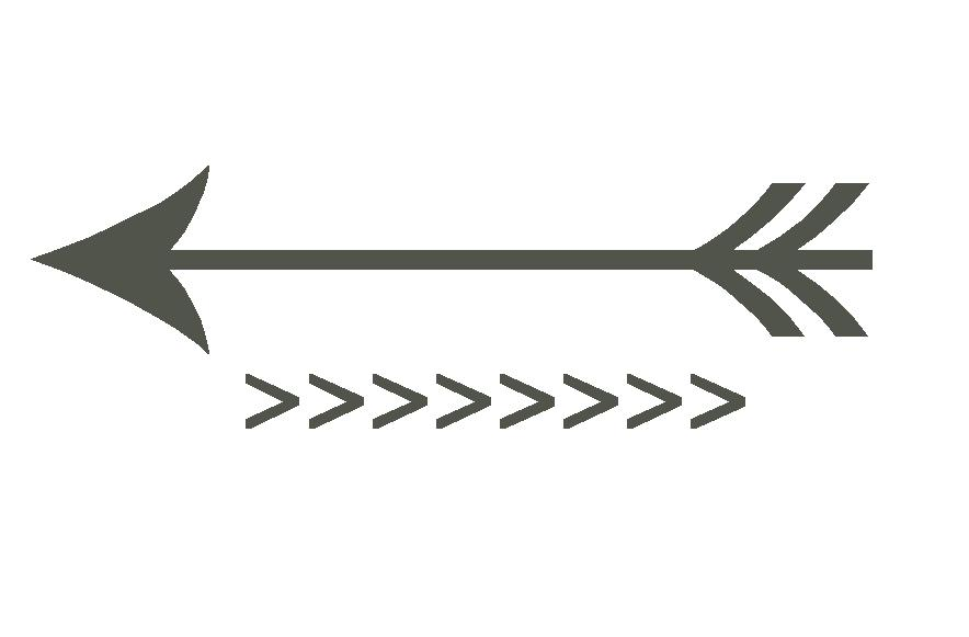 free feathered arrow clip art - photo #24