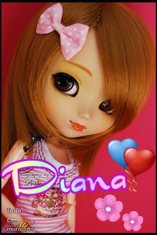 Imagenes fantasia y color nombre diana y su significado - Diana de colores ...