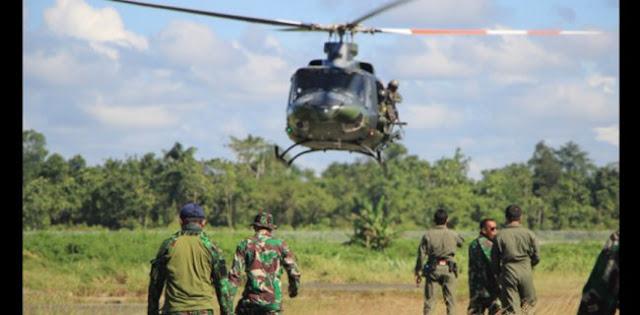 Tim Gabungan Buru KKB Yang Bunuh 31 Pekerja Di Papua