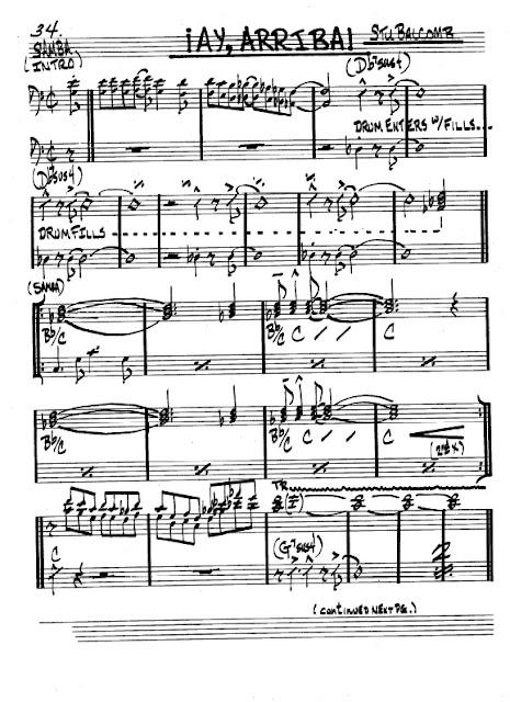 Stu Balcomb partitura
