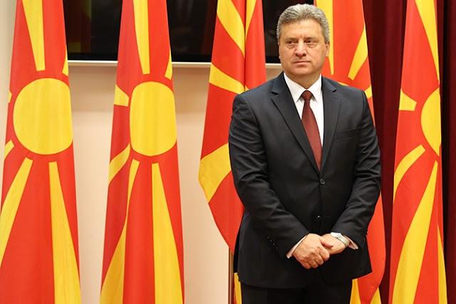 Präsident Ivanov verteidigt Schließung der Grenze zu Griechenland
