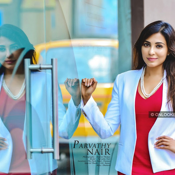 Parvathy Nair latest Photo Shoot