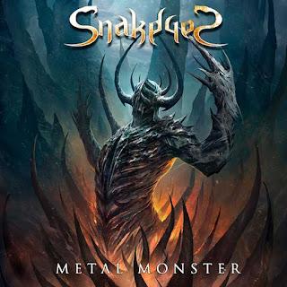 """Το βίντεο των SnakeyeS για το """"Metal Monster"""" από το ομότιτλο album"""
