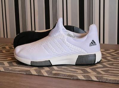 Sepatu Adidas Madoru Boost Women (import) White