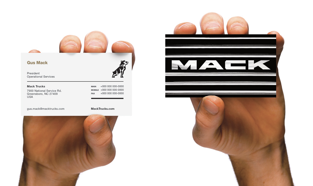 Business cards for truckers business card tips business cards for truckers reheart Image collections