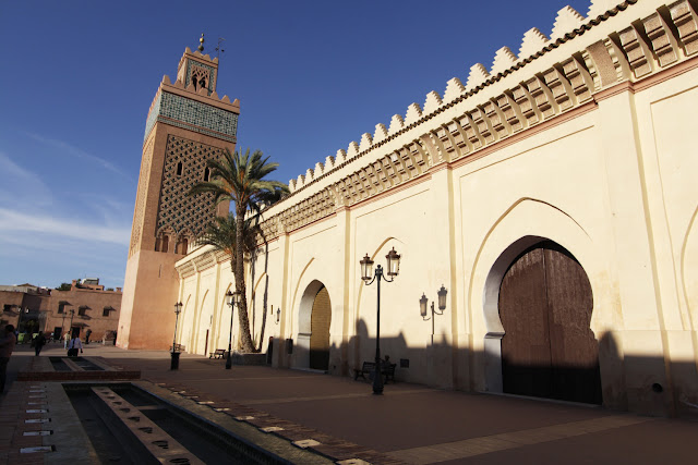 Mezquita Moulay El yazid de Marrakech