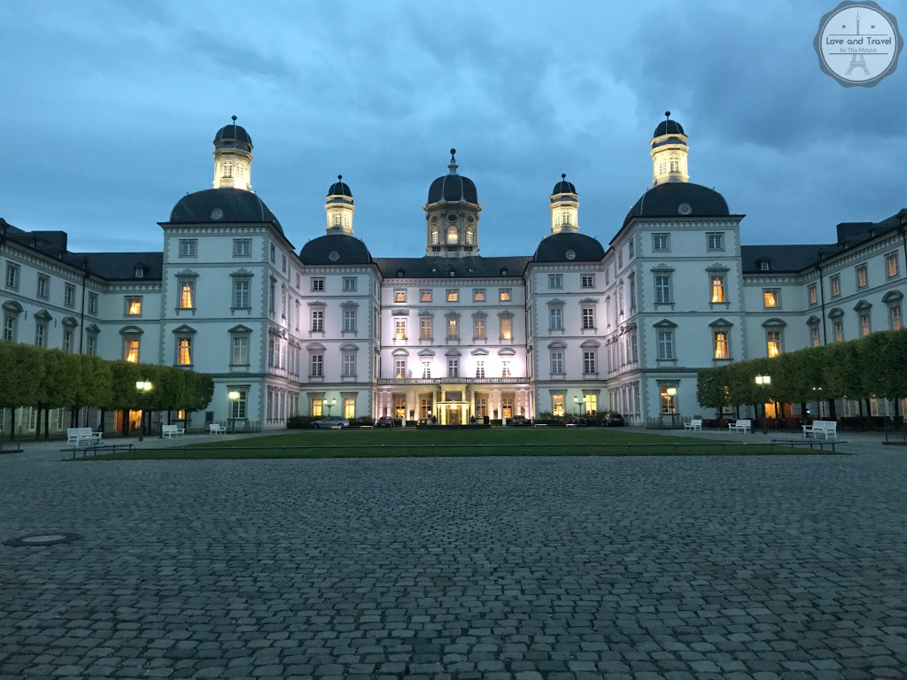 Althoff Grandhotel Schloss Bensberg  alemanha