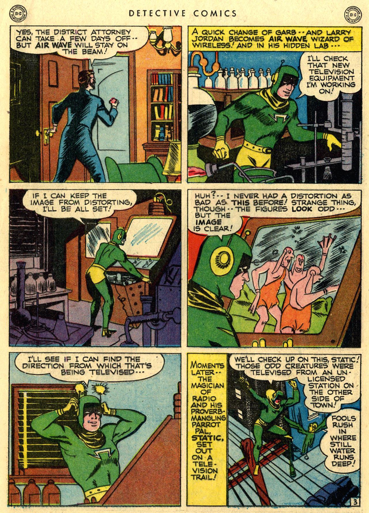 Read online Detective Comics (1937) comic -  Issue #118 - 30