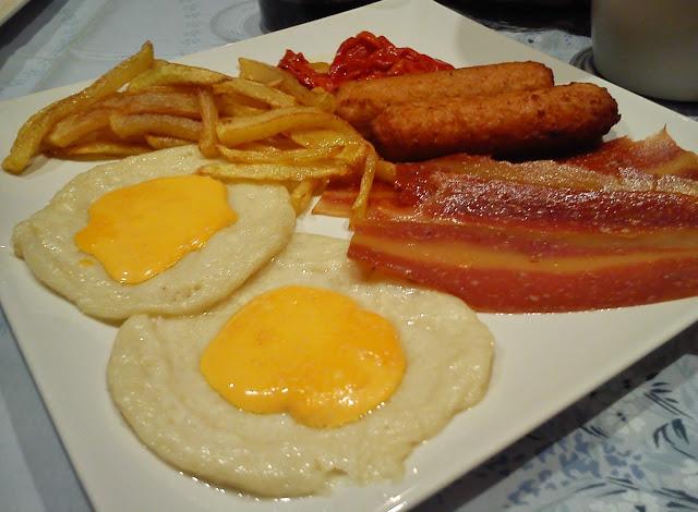 No Huevos fritos