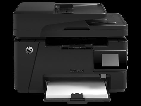 HP Laserjet Pro controlador MFP M127fw para Windows e Mac