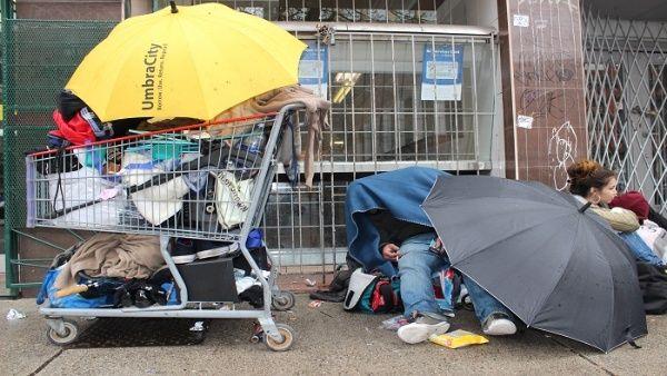 En EE.UU. viven más de 40 millones de personas en pobreza