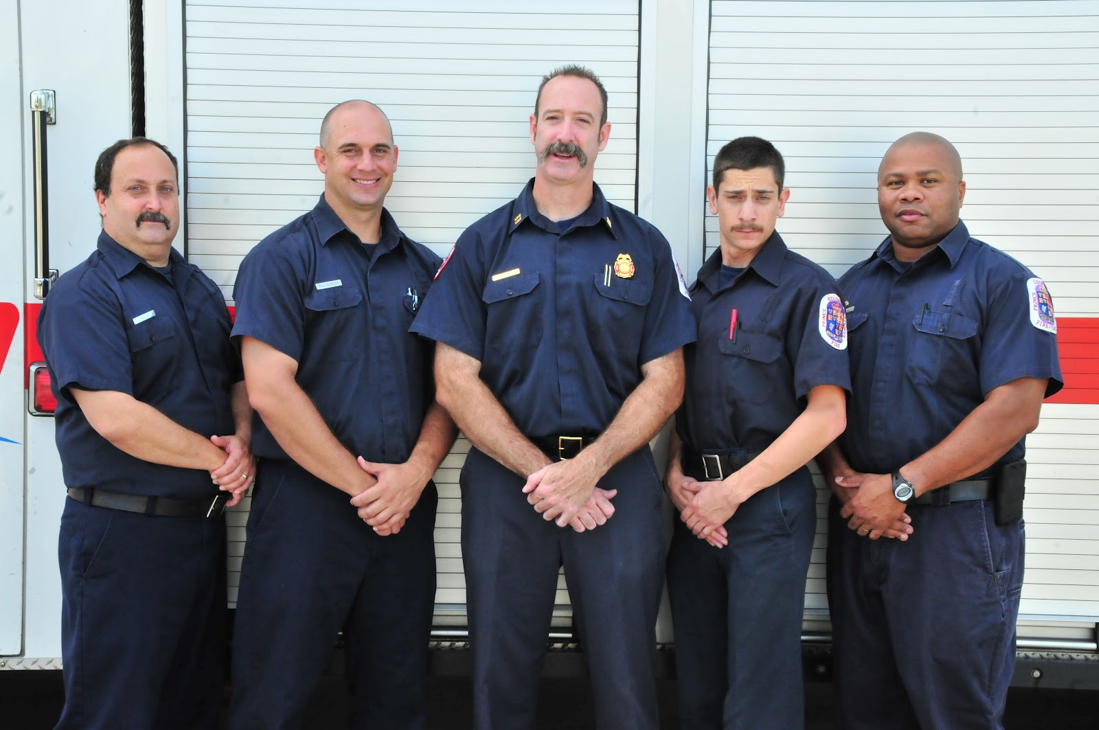 Prince George S County Fire Ems Department Photo Day At