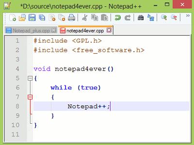 Text Editor Gratis Terbaik Untuk Programmer