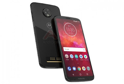 Moto Z3 Play First Look