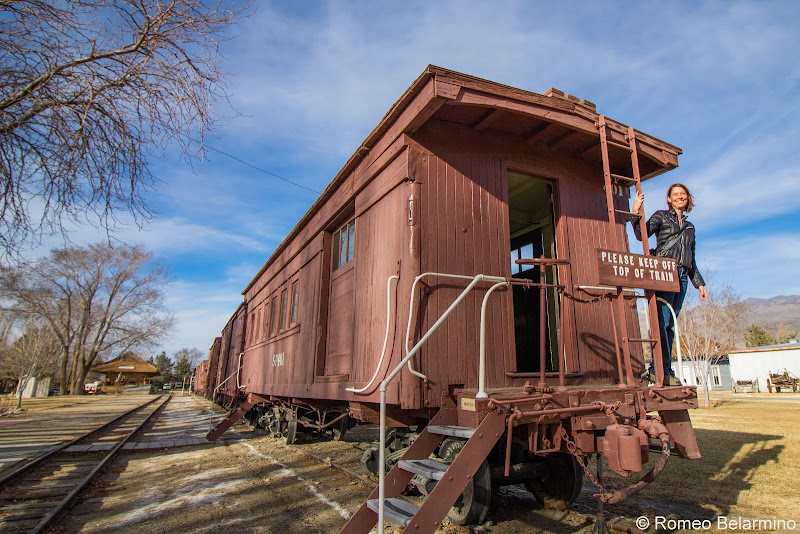 Laws Railroad Museum Train Things to Do in Bishop California