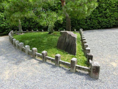 宇治平等院:扇の芝