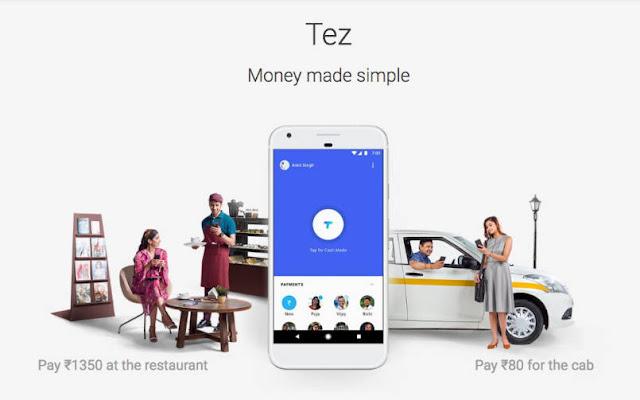 Tez sound payment app