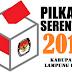 Hasil perhitungan cepat / Quick Count Pilbup Lampung Barat 2017
