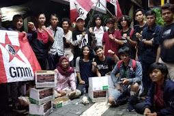 GMNI UIN SUKA Yogyakarta Galang Dana Bantuan untuk Korban Banjir Sentani dan Bantul