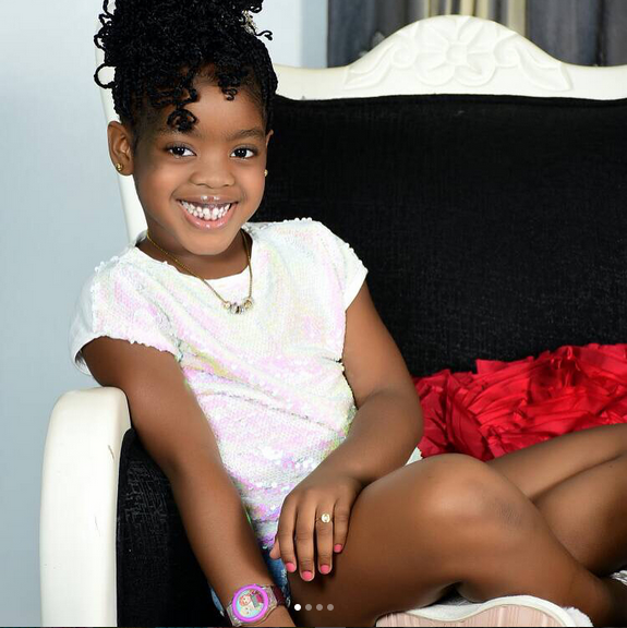 Basketmouth-wife-daughter-Janelle-6th-birthday-photos-4