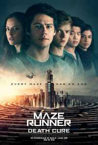 Maze Runner The Death Cure 2018 720p Full HD Hindi Dual Audio Download BluRay