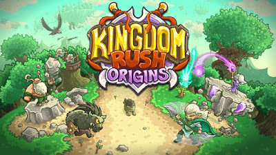 Download Game Android Gratis Kingdom Rush Origins apk + obb