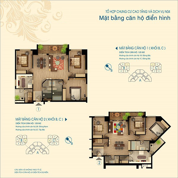 Bán chung cư Udic Complex - N04 Trần Duy Hưng-udic-westlake